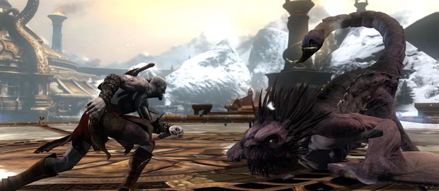 God of War: Ascension News