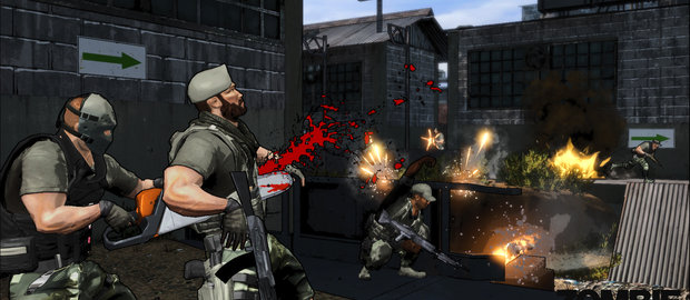 Special Forces: Team X News