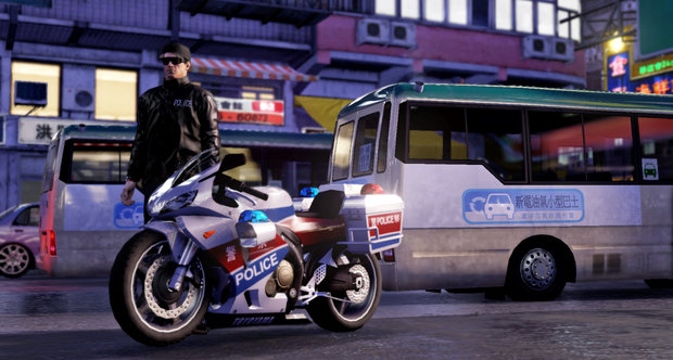 Sleeping Dogs DLC screenshots