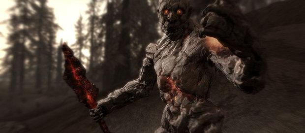 The Elder Scrolls V: Skyrim - Dragonborn DLC {UK} News