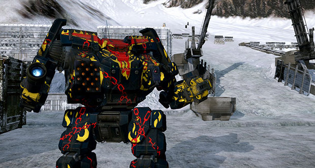 MechWarrior Online Pretty Baby screenshots