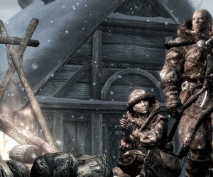 The Elder Scrolls V: Skyrim - Dragonborn DLC {UK} Screenshots