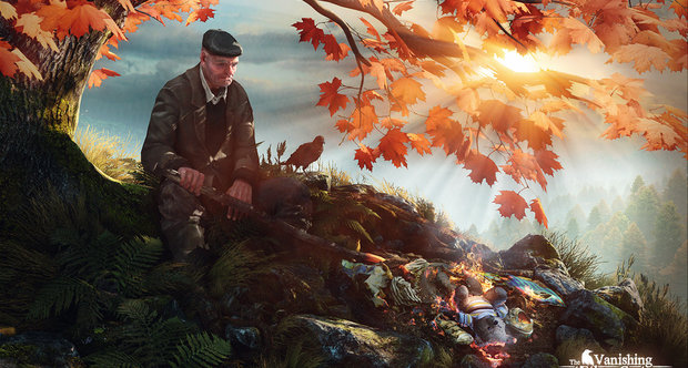The Vanishing of Ethan Carter announcement screenshot