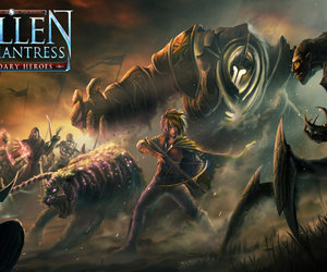 Fallen Enchantress - Legendary Heroes Files