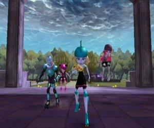 Monster High: Skultimate Roller Maze Files