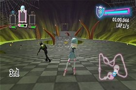 Monster High: Skultimate Roller Maze Screenshot from Shacknews
