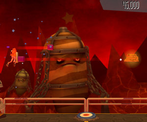 BIT.TRIP Presents Runner2: Future Legend of Rhythm Alien Screenshots