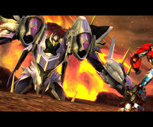 Transformers Prime: The Game Videos