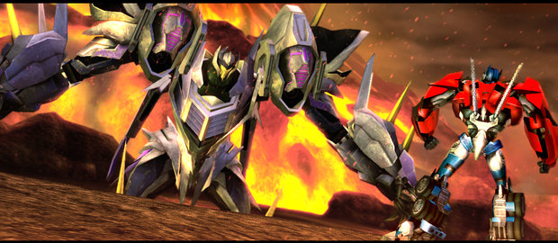 Transformers Prime: The Game News
