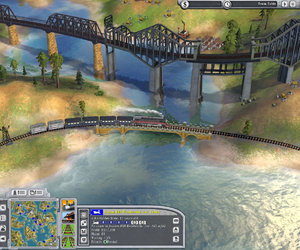 Sid Meier's Railroads! Chat