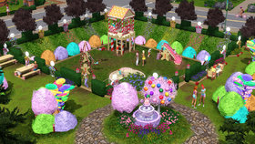 The Sims 3 Katy Perry Sweet Treats Screenshot from Shacknews