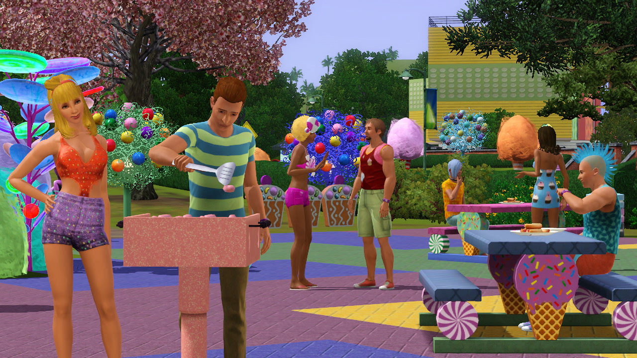 The Sims 3 Katy Perry's Sweet Treats Guide