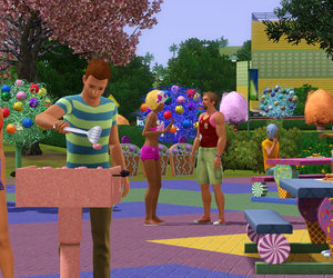 The Sims 3 Katy Perry Sweet Treats Videos