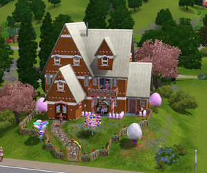 The Sims 3 Katy Perry Sweet Treats Screenshots