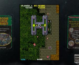 Capcom Arcade Cabinet Videos