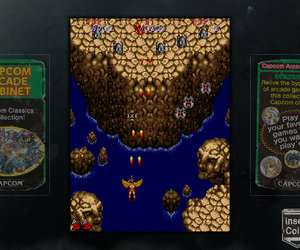Capcom Arcade Cabinet Chat