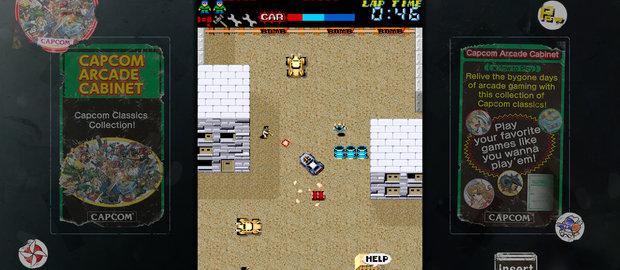 Capcom Arcade Cabinet News