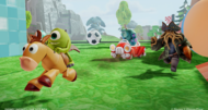 Disney Infinity trailer shows off Toy Box mode