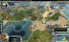 Sid Meier's Civilization V: Gold Edition Screenshot from Shacknews