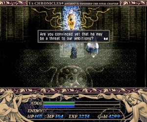 Ys I & II Chronicles+ Chat