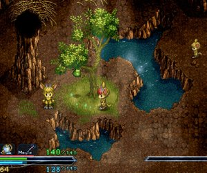 Ys I & II Chronicles+ Screenshots