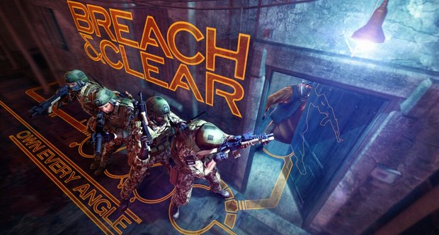Breach & Clear teaser image