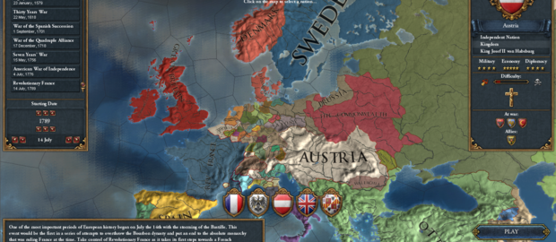Europa Universalis IV News