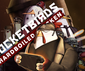 Rocketbirds: Hardboiled Chicken Files