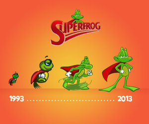 Superfrog HD Files