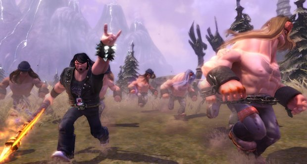 Brutal Legend PC screenshots