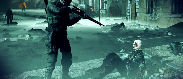 Sniper Elite: Nazi Zombie Army News