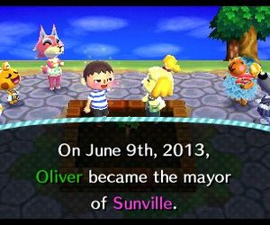 Animal Crossing: New Leaf Files