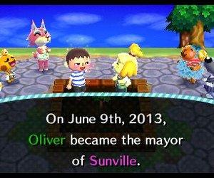 Animal Crossing: New Leaf Chat
