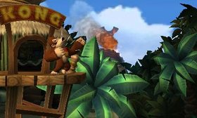 Donkey Kong Country Returns 3D Screenshot from Shacknews