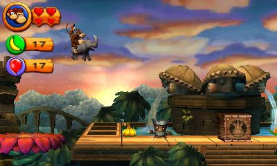 Donkey Kong Country Returns 3D Chat