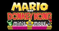 Mario & Donkey Kong Minis on the Move dated for May 9