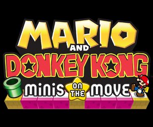 Mario and Donkey Kong: Minis on the Move Files