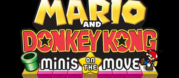 Mario and Donkey Kong: Minis on the Move News