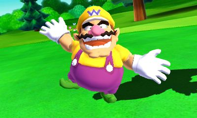 Mario Golf: World Tour Screenshots