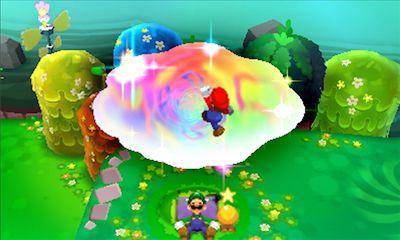 Mario & Luigi: Dream Team Chat