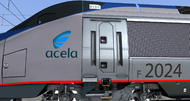 Train Simulator 2013 - Amtrak Acela Express screenshots