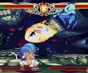 Darkstalkers Resurrection Files
