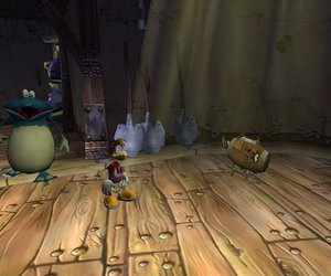 Rayman 3: Hoodlum Havoc Chat