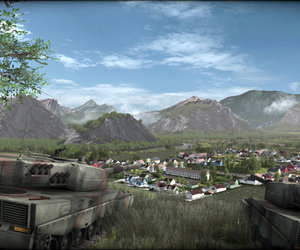 Wargame: AirLand Battle Screenshots