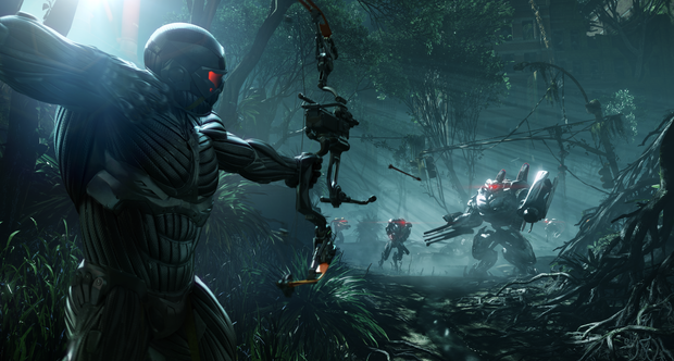 Crysis 3 review screenshots