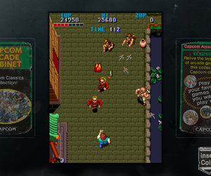 Capcom Arcade Cabinet Screenshots