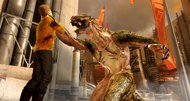 Shatner reprises Gorn fight for Star Trek game commercial