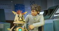 Knack first game for unveiled PlayStation 4