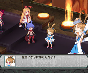 Disgaea D2: A Brighter Darkness Chat