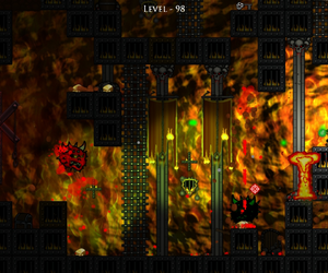 99 Levels To Hell Screenshots
